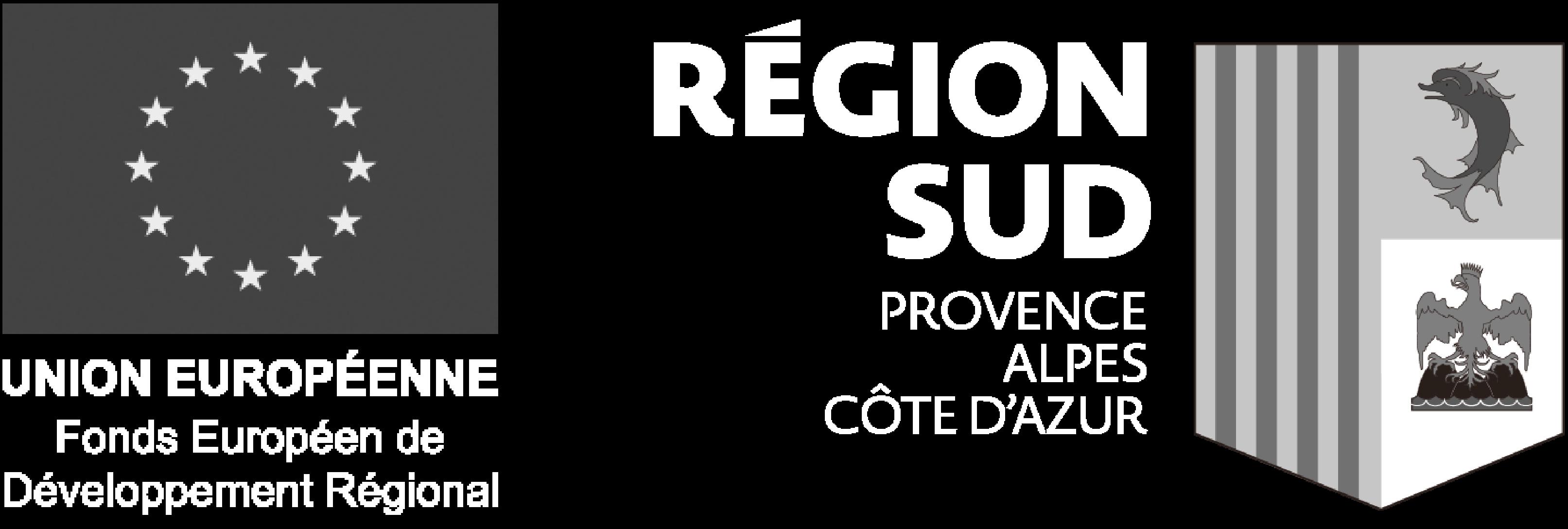 Logo FEDER - Régionial Fonds Européens