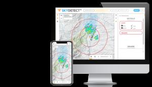 orage, Solutions innovantes de détection du risque d'orage
