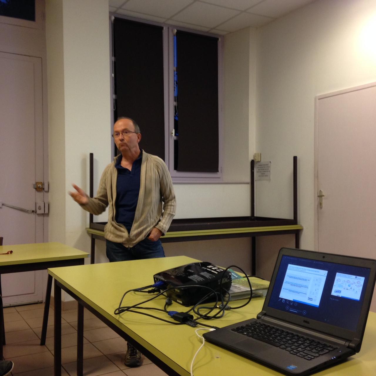 tireurs de fusées, 3 groupements de tireurs de fusées d'Ardèche s'intéressent aux solutions innovantes de lutte active