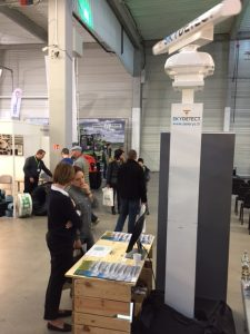 TSW2017, Pictures from Varsovia at the TSW2017 fair in Poland !