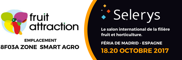 Bannière FR - Fruit Attraction 2017 - Madrid
