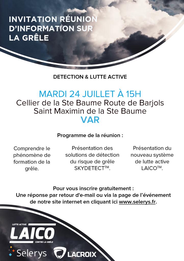 var, Événement : RDV le 24 juillet à Saint-Maximin-la-Sainte-Baume dans le VAR !