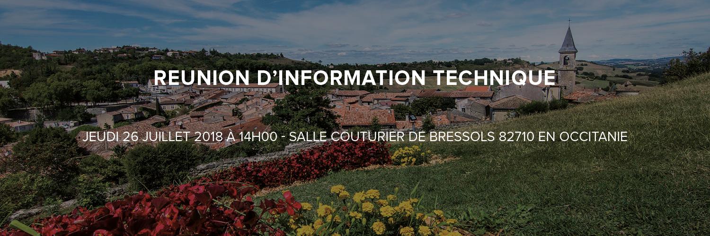 occitanie, Événement : RDV le 26 juillet à la salle Couturier de Bressols en OCCITANIE